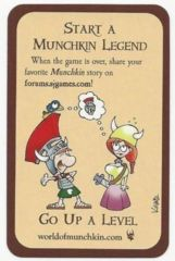 Munchkin: Start a Munchkin Legend Promo