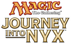 Journey Into Nyx Common/Uncommon Set x4