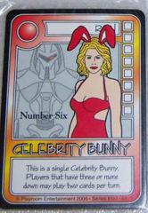 Killer Bunnies: Celebrity Bunny Number Six (Omega 06)