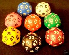 30 Sided Dice (D-30)