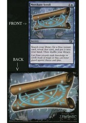 Merchant Scroll