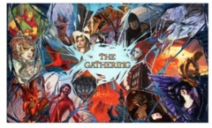 The Gathering 20th Anniv Playmat - Ver A