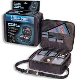 ultra pro portable gaming bag gaming supplies carrying cases ultra pro ...