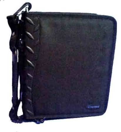 pro 4 pocket zipper binder gaming supplies binders and pages ultra pro ...