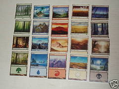8th Edition Basic Land Set