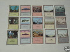 Revised Basic Land Set