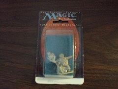 Zombie Master Pewter Miniature