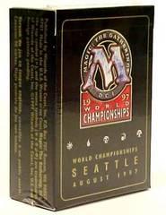 1997 Jakub Slemr World Champ Deck