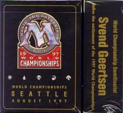 1997 Svend Geertsen World Champ Deck