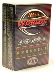 2000 Jon Finkle World Champ Deck