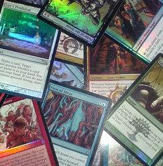 10 Foil Cards (1R & 9C/U)