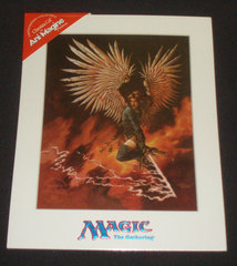 Avenging Angel Chroma-Cel (Limited Edition)