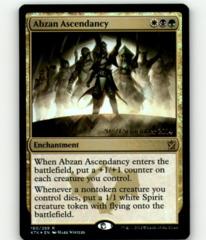 Abzan Ascendancy - KTK Prerelease