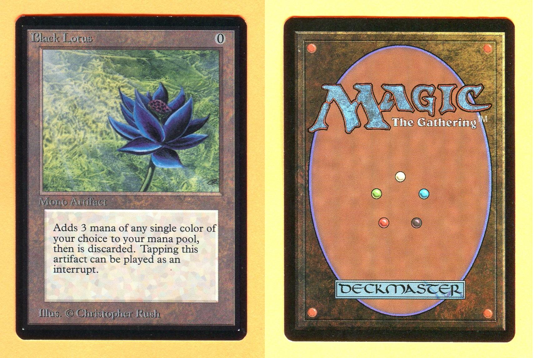 Black Lotus Magic