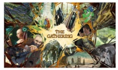 The Gathering 20th Anniv Playmat - Ver B