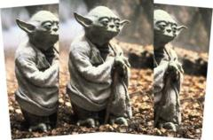 Star Wars Sleeves - Yoda (50 ct.)