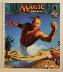 Mahamoti Djinn Spiral Notebook