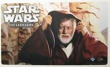 Star Wars LCG Blank 2015 Store Championship Playmat - Obi-Wan Kenobi