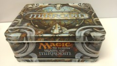 MTG Scars of Mirrodin Lunch Box