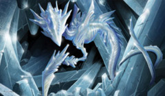 Artists of Magic Playmat - Crystal Sliver
