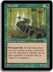 Anaconda (B) - No Flavor Text