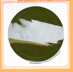 MTG Khans of Tarkir Prerelease Sticker - Temur