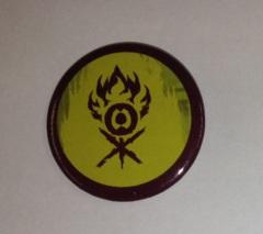 Ravnica - Gruul Guild Pin