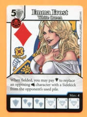 Dicemasters Promo - Emma Frost, White Queen