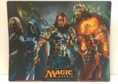 Magic 2012 Mousepad - 5-Planeswalkers