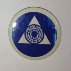 Ravnica - Azorius Guild Pin