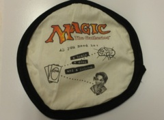 Magic the Gathering Flexible Frisbee