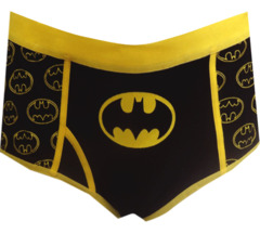 Batman Logo Glow Boy Brief Panty