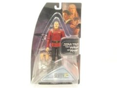 Chief Engineer Scotty, Star Trek II: The Wrath of Khan 25th Anniversary SDCC