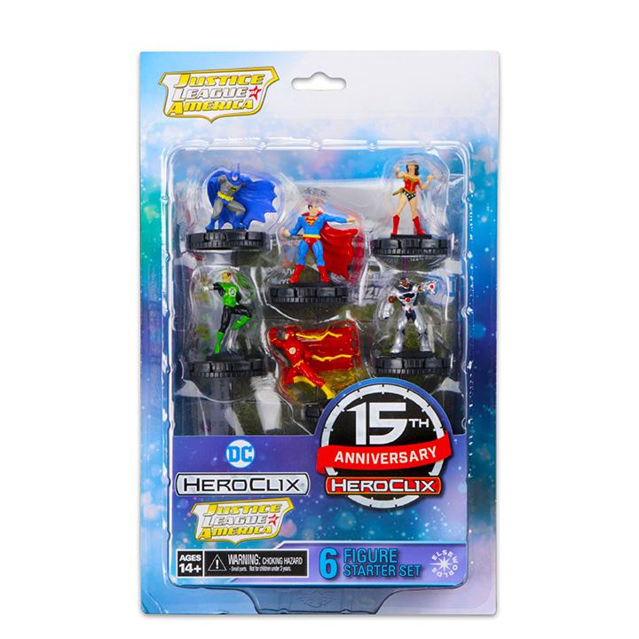 DC HeroClix: 15th Anniversary Elseworlds Starter Set