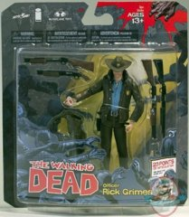 Officer Rick Grimes, The Walking Dead