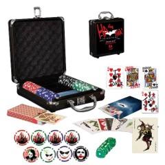 The Joker Poker Set, The Dark Knight, DC Direct, Mixed Media Prop Replica