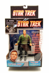 Captain Kirk with Command Chair, Star Trek: The Trouble with Tribbles