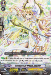 Goddess of Trees, Jupiter TD13/006EN on Channel Fireball