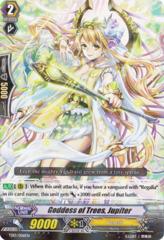 Goddess of Trees, Jupiter TD13/006EN on Channel Fireball