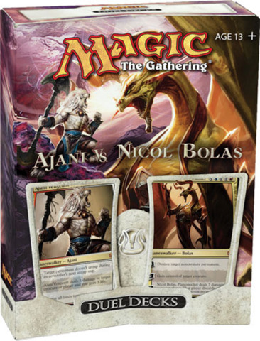 Duel Decks: Ajani vs. Nicol Bolas