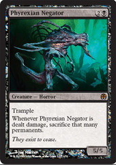 Phyrexian Negator on Channel Fireball