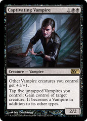 Captivating Vampire on Channel Fireball