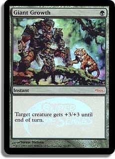 Giant Growth (JSS Foil)