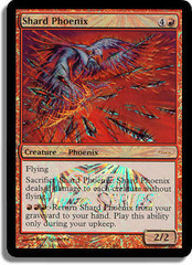 Shard Phoenix (European JSS Foil) on Channel Fireball