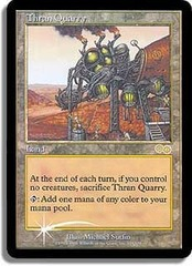 Thran Quarry (JSS Foil) on Channel Fireball