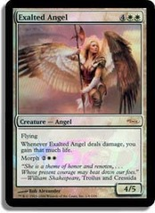 Exalted Angel (Judge Foil) on Channel Fireball
