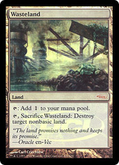 Wasteland (Judge Foil 2010) on Channel Fireball