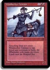 Windseeker Centaur (Book Promo) on Channel Fireball