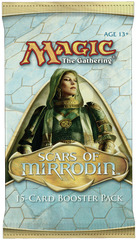 Scars of Mirrodin Booster Pack on Channel Fireball