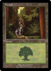 Forest (Euro Land Blue: Schwarzwald, Germany) on Channel Fireball